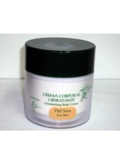 Crema corporal hidratante para piel seca (200ml)