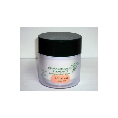 Crema corporal hidratante piel normal (200ml.)
